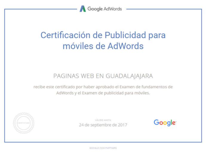 certificacion de publicidad para moviles de adwords.png